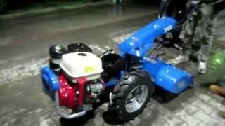 getlinkyoutube.com-Motocoltivatore BCS 740 Powersafe  -prima accensione- -Full HD-