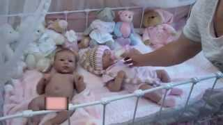 getlinkyoutube.com-Joelle Full Bodied Silicone Baby by Romie Strydom