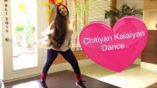getlinkyoutube.com-chittiyaan Kalaiyaan bollywood dance by Rumela.