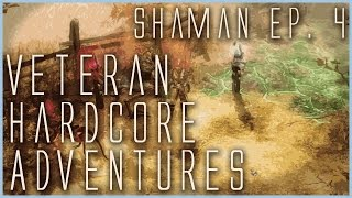 getlinkyoutube.com-Shaman Mastery // First Look Gameplay // Grim Dawn // Veteran Hardcore Adventures // Ep. 4