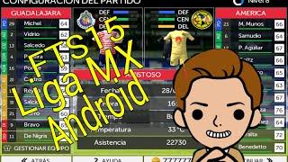 getlinkyoutube.com-FTS 15 [Liga MX 2015][Hack]