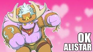 getlinkyoutube.com-League of Legends : Ok Alistar
