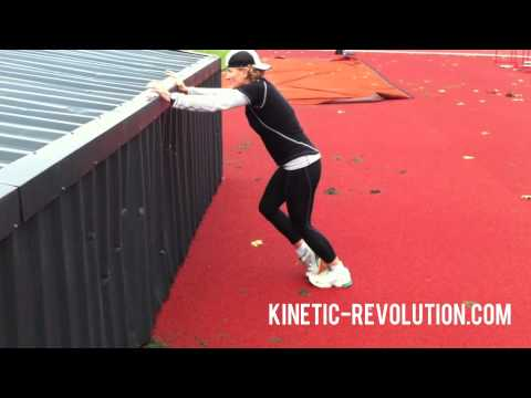 Dynamic Calf Warm-Up For Running