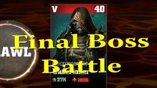 WWE Immortals - Gameplay Final Boss Battle 42 #6 Undertaker Necromancer