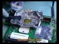 Reballing Laptop por vct5045 - Reparación Error de video en Portátiles