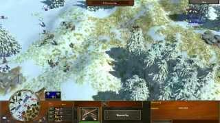 getlinkyoutube.com-AOE 3 - Finals PKClan Tournament - Shmras vs Garja + Commentary