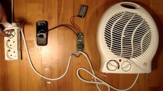 getlinkyoutube.com-REMOTE CONTROL heating with mobile phone ( GSM CONTROLLER )