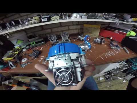 Виды универсальных Bi-led модулей на светодиодах LG