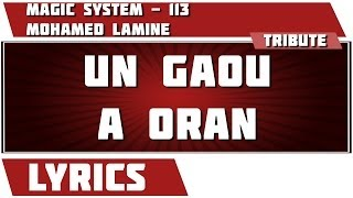 getlinkyoutube.com-Paroles  Un Gaou A Oran - 113 tribute
