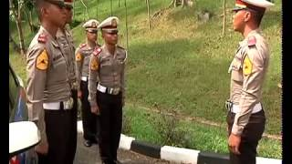Video Akademi Kepolisian - Polisi Tangguh [keren]