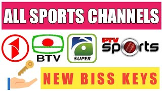 All Sports Channels New Biss Keys