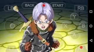 getlinkyoutube.com-Dragon Ball Xenoverse en android
