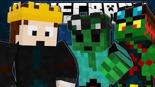 getlinkyoutube.com-Minecraft | THE MONSTER KING!! | Monster Maze Minigame