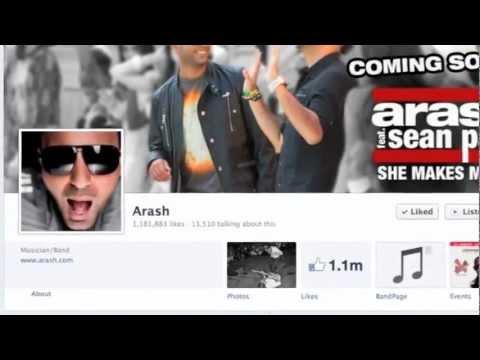 پرطرفدارترین صفحات ایرانی فیسبوک