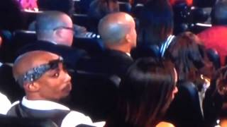getlinkyoutube.com-Tupac still alive! 2pac at B.E.T Awards 2014| TUPAC IS ALIVE &  UPCLOSE!
