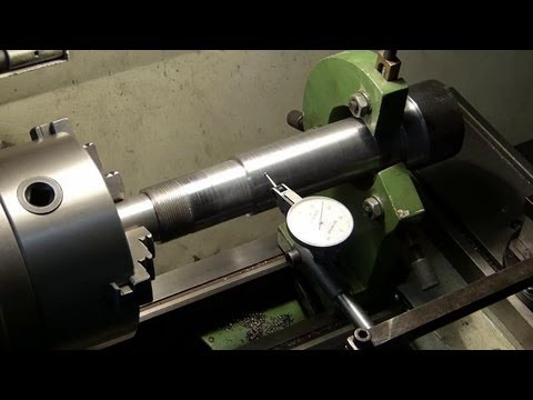 Building an CNC Rotary Axis, Part 1: The Spindle