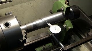 getlinkyoutube.com-Building an CNC Rotary Axis, Part 1: The Spindle