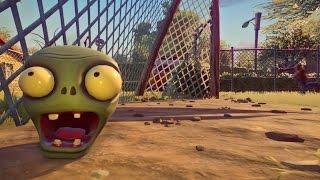 getlinkyoutube.com-Plants Vs Zombies Garden Warfare 2 Trailer de Verano