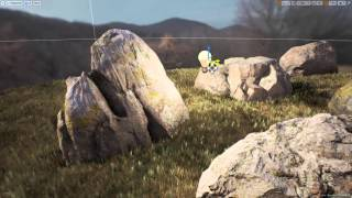 RealiScan Photogrammetry Boulders for Unreal Engine 4 (overview)