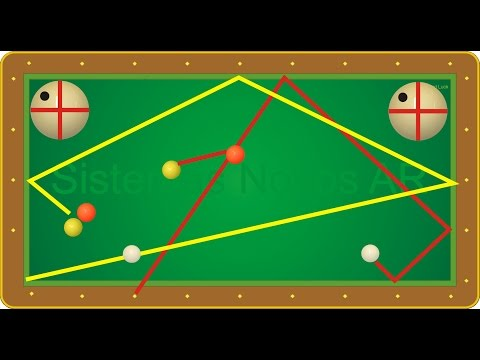 당구 레슨 - Billiards Lesson 300000, parte 1 and 2 and more lessons