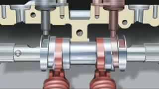 Audiバルブリフト機構最新CG公開/清水和夫解説