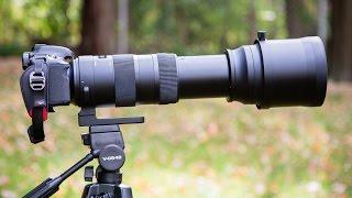 getlinkyoutube.com-Sigma 150-600mm Sport Lens REVIEW and HANDS ON