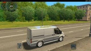 getlinkyoutube.com-City Car Driving Ford Transit HD