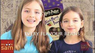 getlinkyoutube.com-Mugglesam - BEAN BOOZLED CHALLENGE Harry Potter Bertie Bott's Every Flavour - Season 9 Episode 9
