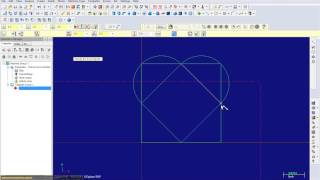 Drawing the hearts in MasterCam part 1
