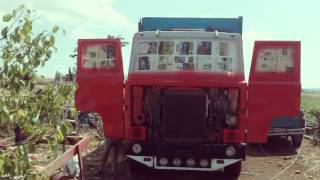 getlinkyoutube.com-Scania 111 paint project 2015 greece