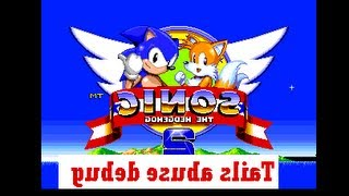 getlinkyoutube.com-Sonic The Hedgehog 2 - Tails Abuse Debug Reverse