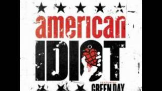 Green Day - Wake Me Up When September Ends - The Original Broadway Cast Recording width=