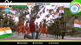 getlinkyoutube.com-Republic Day Special - Best Patriotic Telugu Movie Songs