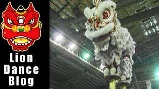 getlinkyoutube.com-2008 Lion Dance Competition - Johor the Segamat Wuzu Wushu Association Lion Dance