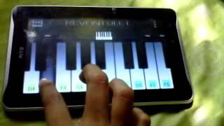 getlinkyoutube.com-Om Shanti Om music theme (Piano perfect) by novea