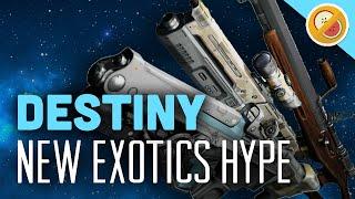 getlinkyoutube.com-Destiny New Exotics Hype - The Dream Team (Funny Gaming Moments)