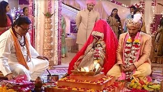 Devika Marries Ravi in Kalash...Ek Vishwaas Life Ok Serial