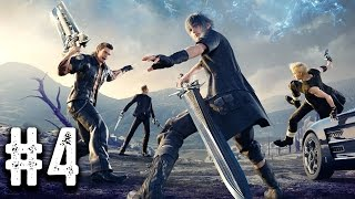getlinkyoutube.com-ทำดีแทบตาย สุดท้ายได้นก - Final Fantasy XV - Part 4