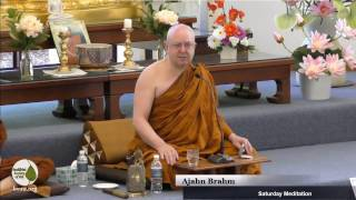 getlinkyoutube.com-Guided Meditation | Ajahn Brahm | 26-11-2016