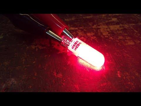 Т10 LED на дополнительный стоп