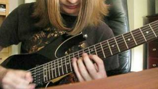 Dream Theater - As I Am solo