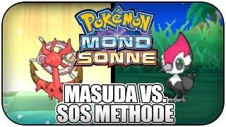 getlinkyoutube.com-SHINY-POKEMON: MASUDA METHODE VS. SOS METHODE! - Pokémon Sonne & Mond Tutorial