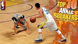 getlinkyoutube.com-NBA 2K16 Top 10 Crossovers & Ankle Breaker Dribble Moves of the Week #3