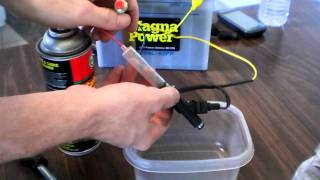 getlinkyoutube.com-Fuel injector cleaning