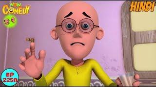 Dr Jhatka Ki Washing Machine - Motu Patlu in Hindi - 3D Animated cartoon series for kids