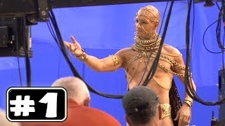 getlinkyoutube.com-Behind the Scenes of 300 RISE OF AN EMPIRE [Making Of # 1]