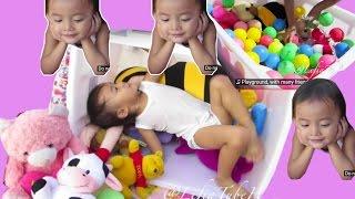 getlinkyoutube.com-Mainan Anak ❤ Mandi Boneka - Cuci Boneka Happy Kids Washing Favorite Dolls