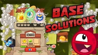 King of Thieves - Base solutions and Raids