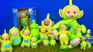 getlinkyoutube.com-DIPSY TELETUBBIES Toy Collection!