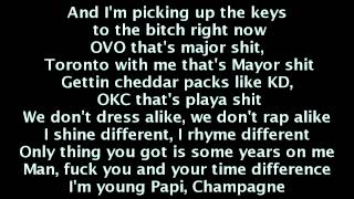 getlinkyoutube.com-French Montana - Pop That (LYRICS) ft. Rick Ross, Drake & Lil Wayne